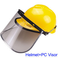 Helmet - Clear PC Visor